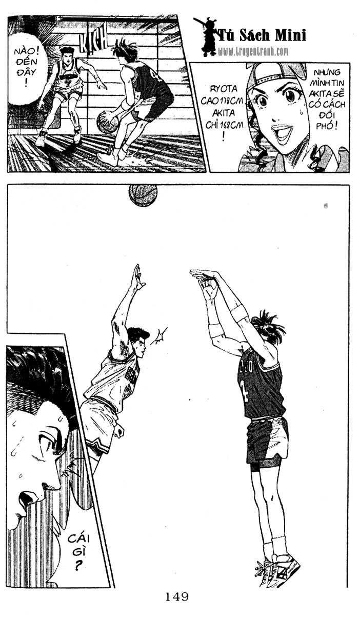 Slam Dunk chap 90 trang 8