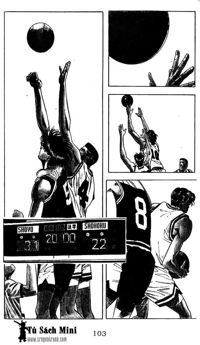 Slam Dunk chap 88 trang 2