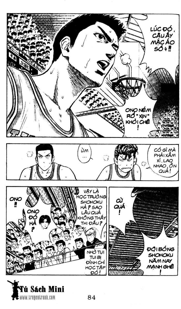 Slam Dunk chap 87 trang 3