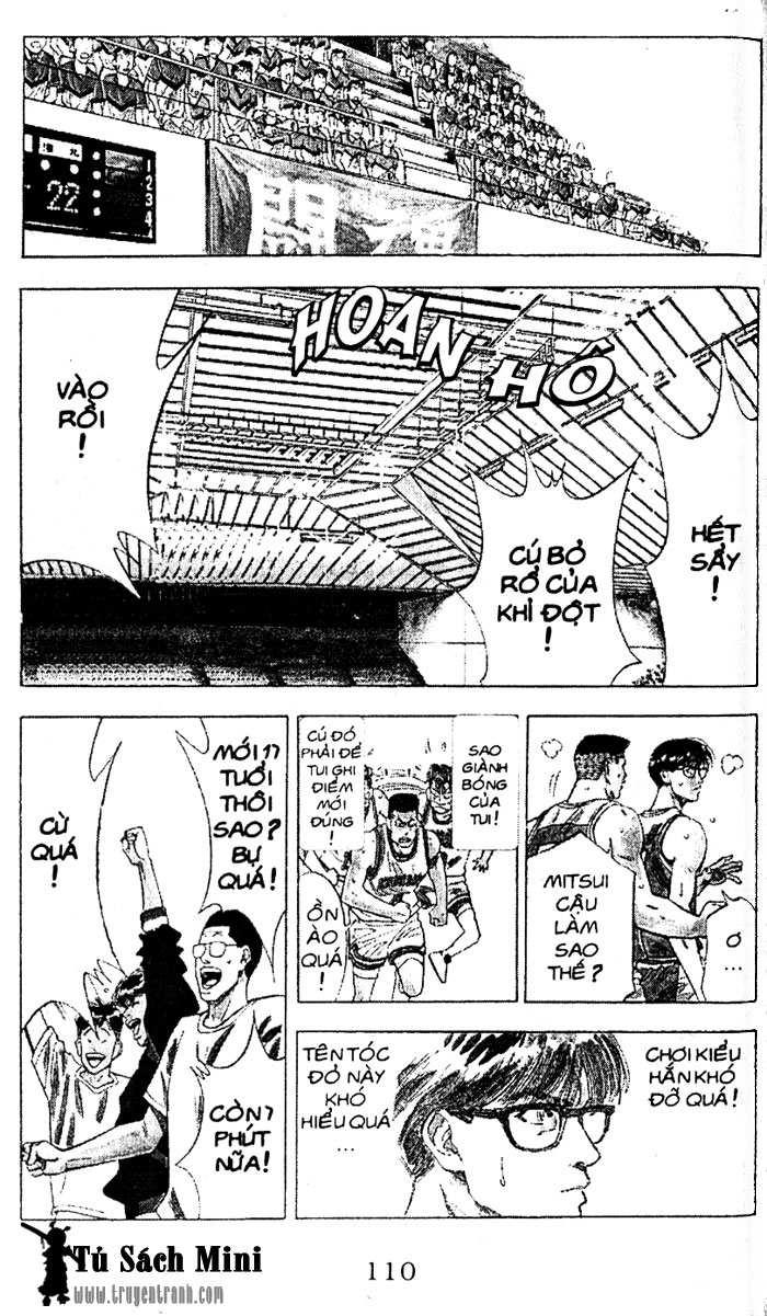 Slam Dunk chap 88 trang 9