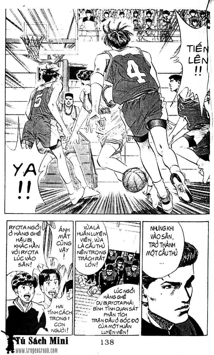 Slam Dunk chap 89 trang 17
