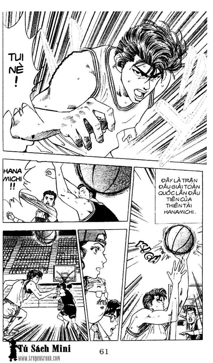 Slam Dunk chap 78 trang 13