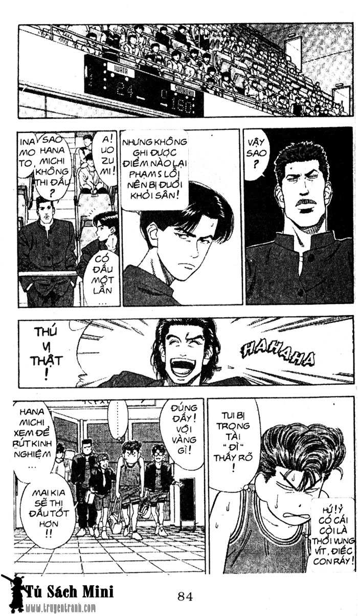 Slam Dunk chap 79 trang 16