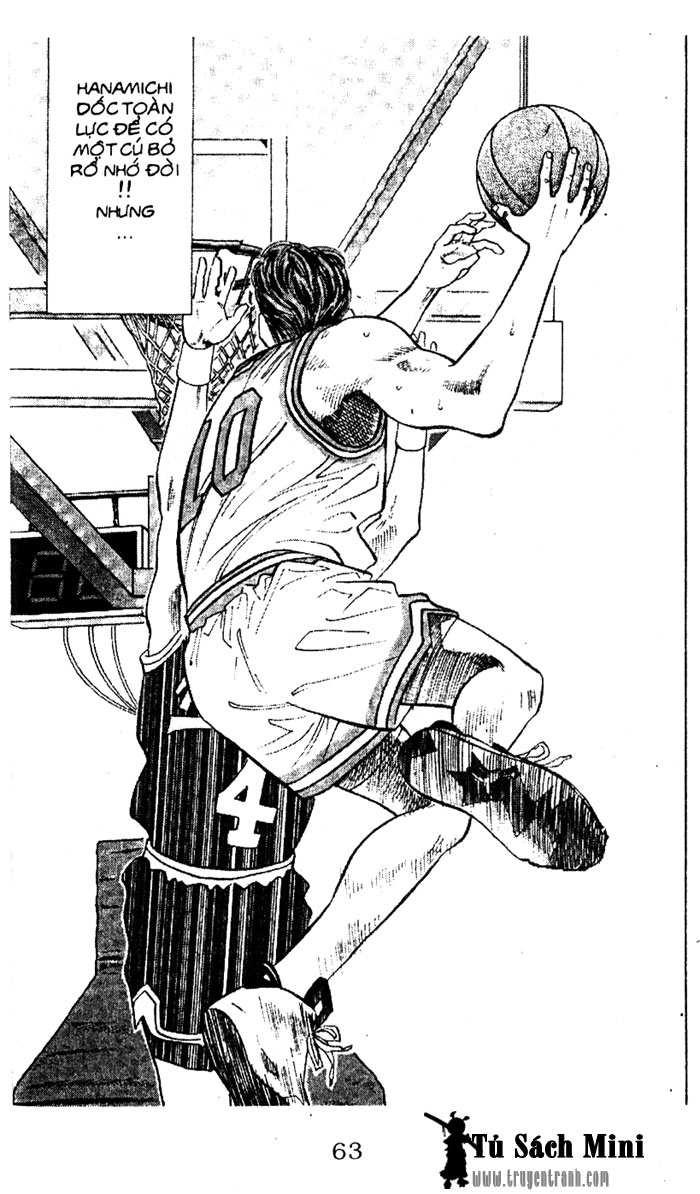Slam Dunk chap 78 trang 15