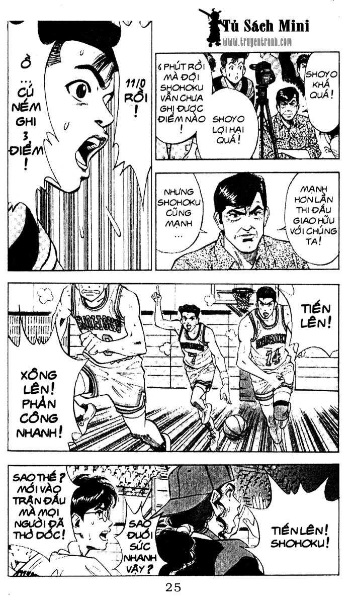Slam Dunk chap 84 trang 4