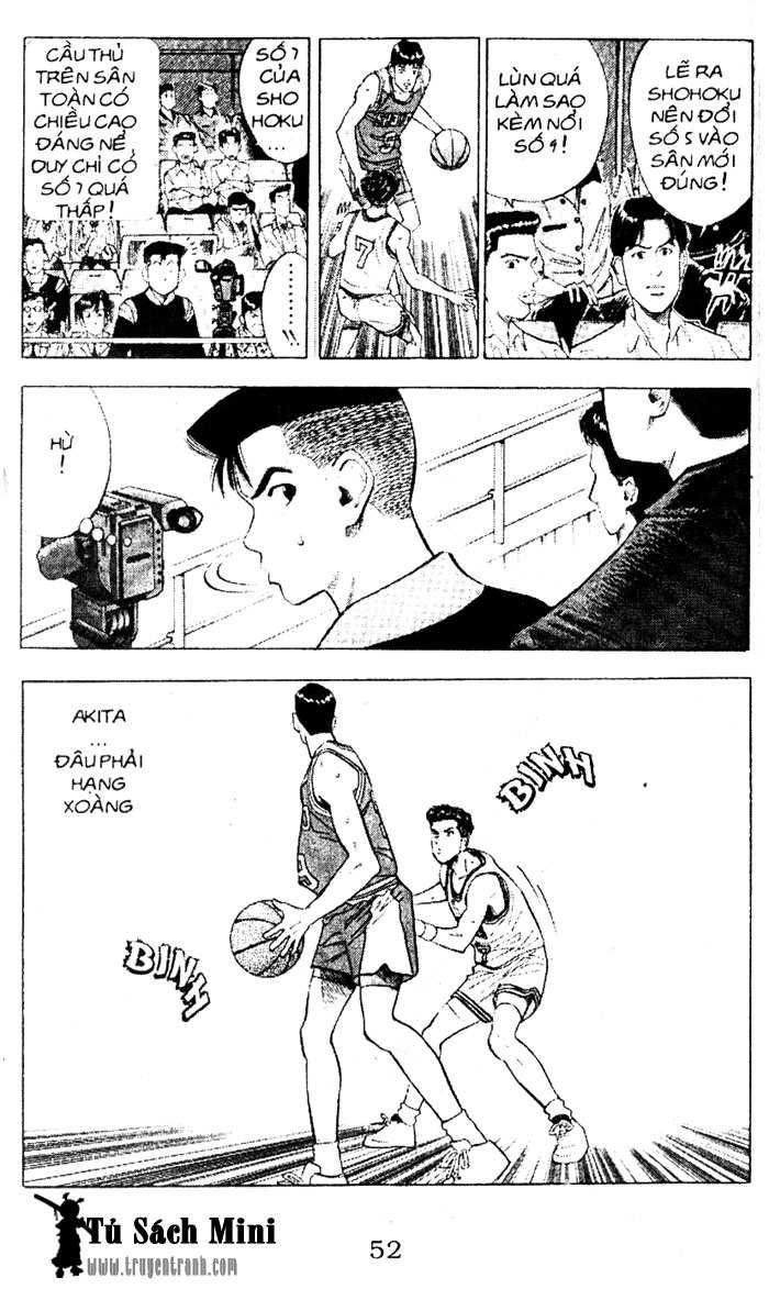 Slam Dunk chap 85 trang 11
