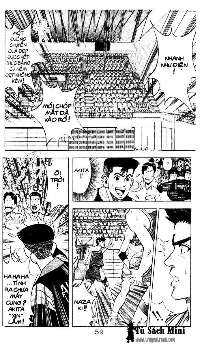 Slam Dunk chap 85 trang 17