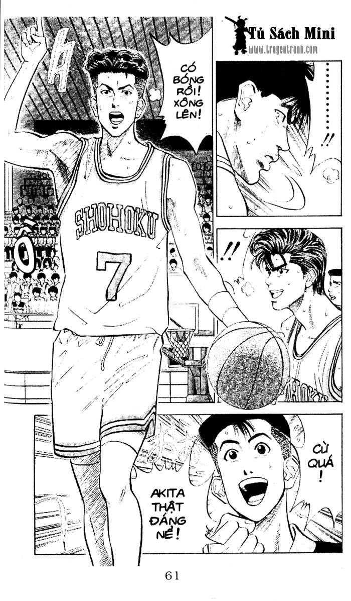 Slam Dunk chap 85 trang 19