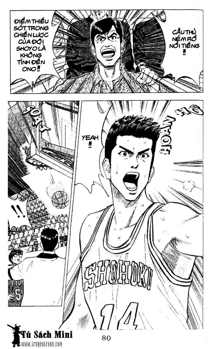 Slam Dunk chap 86 trang 18