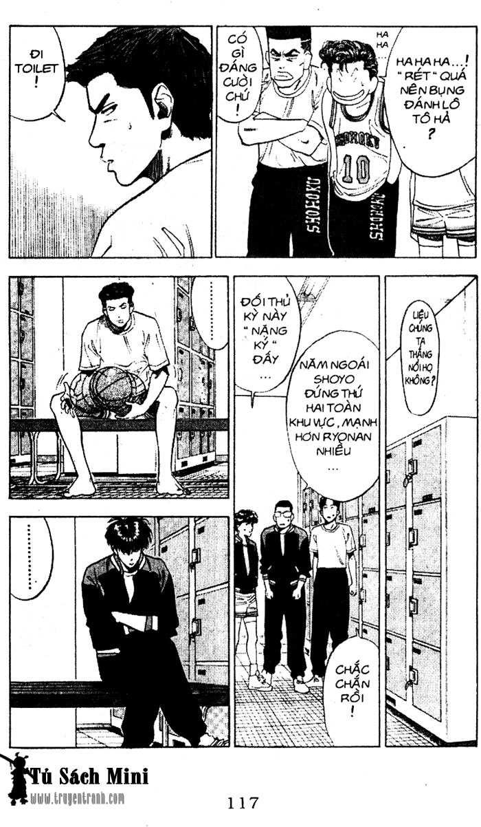 Slam Dunk chap 81 trang 8