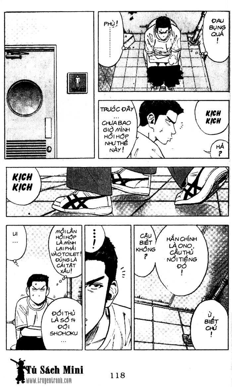 Slam Dunk chap 81 trang 9