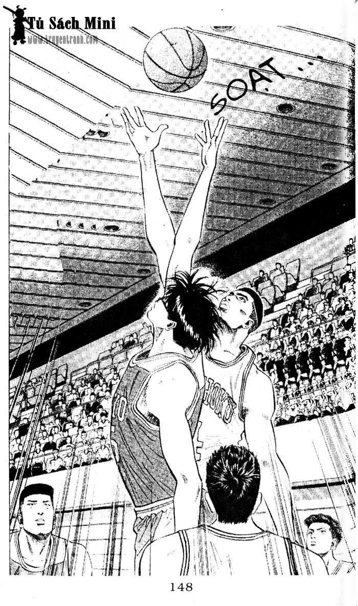 Slam Dunk chap 82 trang 14