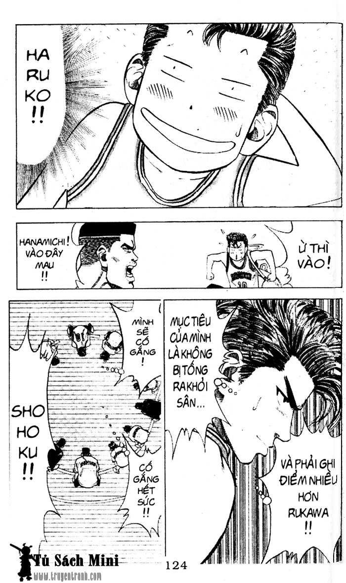 Slam Dunk chap 81 trang 15