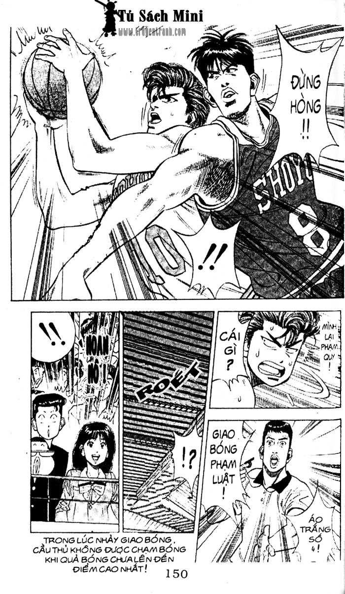Slam Dunk chap 82 trang 16
