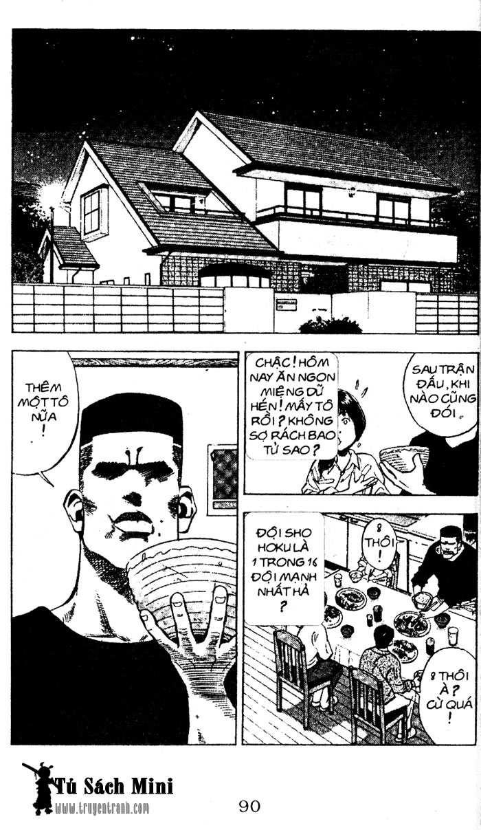 Slam Dunk chap 80 trang 3