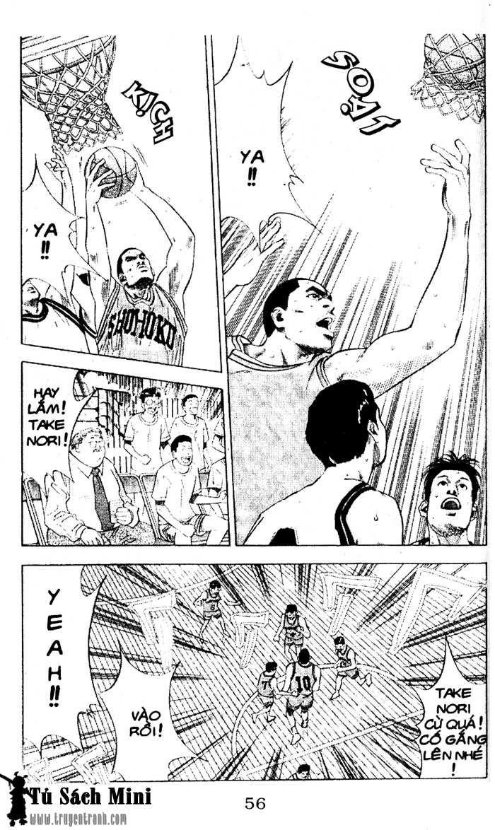 Slam Dunk chap 70 trang 17