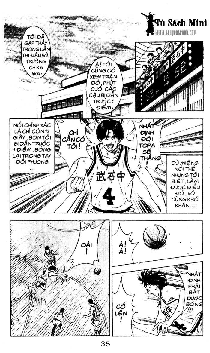 Slam Dunk chap 69 trang 14