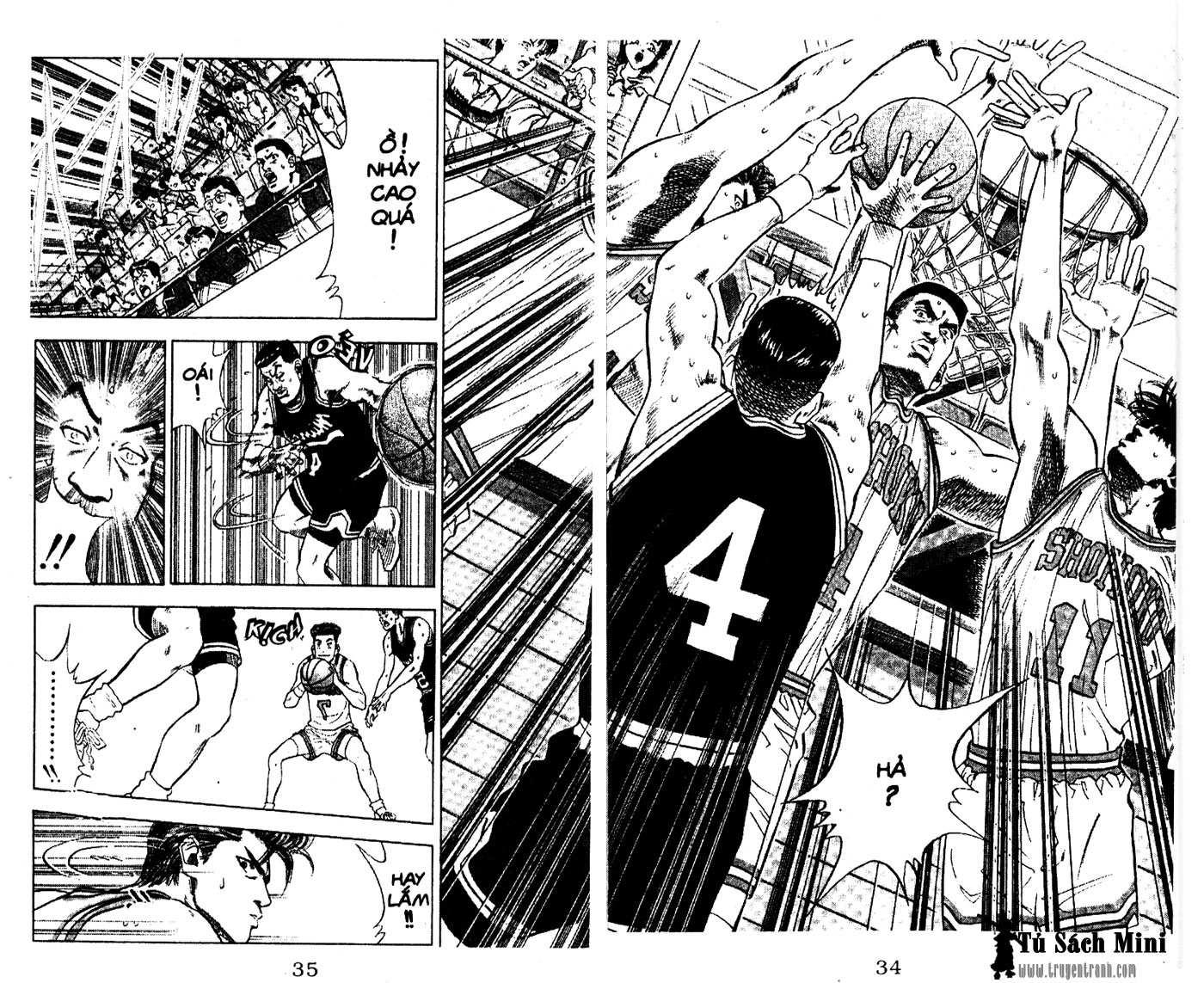 Slam Dunk chap 77 trang 7