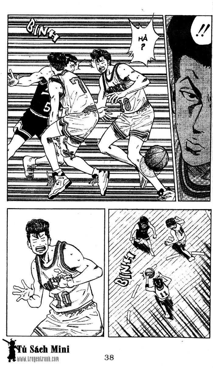 Slam Dunk chap 77 trang 10