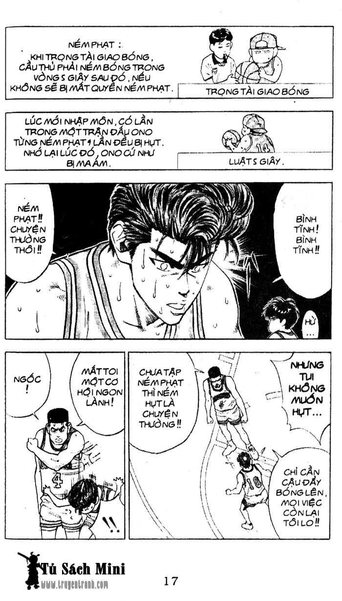 Slam Dunk chap 76 trang 11