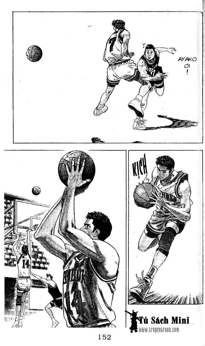Slam Dunk chap 75 trang 13