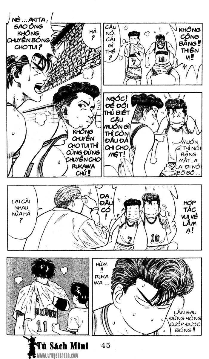 Slam Dunk chap 77 trang 17