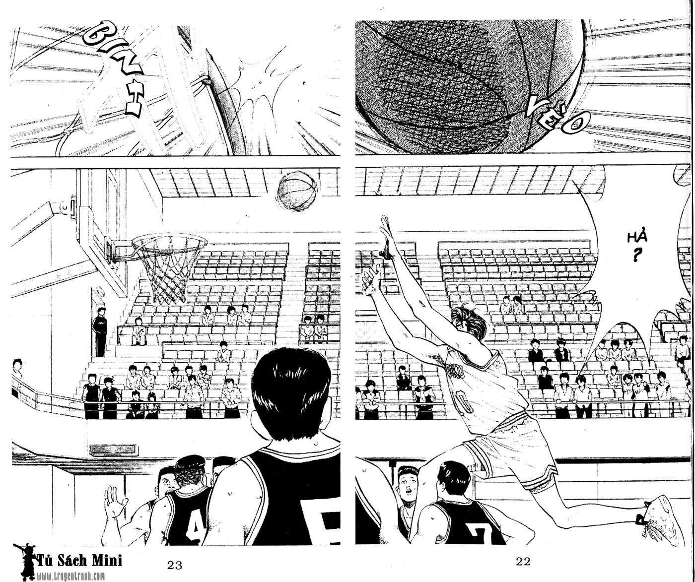 Slam Dunk chap 76 trang 16
