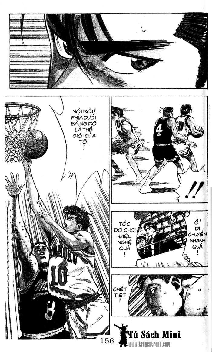 Slam Dunk chap 75 trang 17