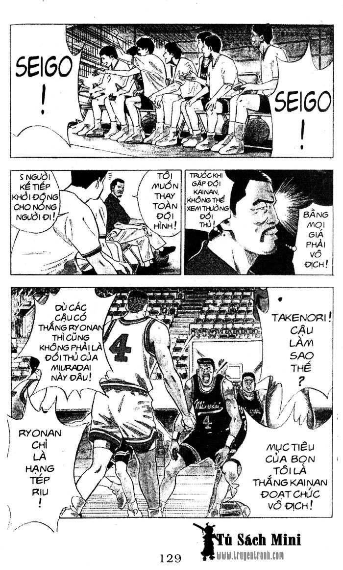 Slam Dunk chap 74 trang 9
