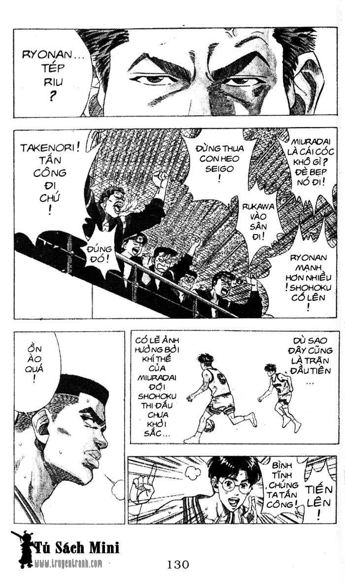 Slam Dunk chap 74 trang 10