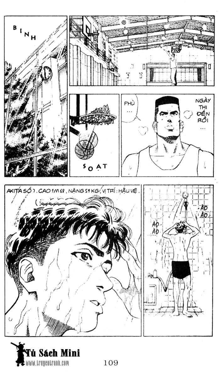 Slam Dunk chap 73 trang 9