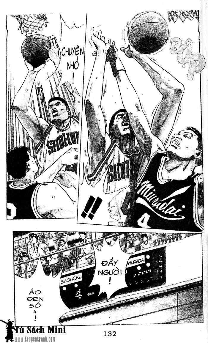 Slam Dunk chap 74 trang 12