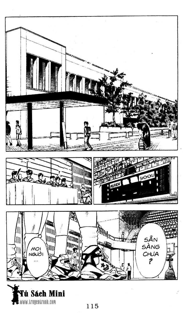 Slam Dunk chap 73 trang 15