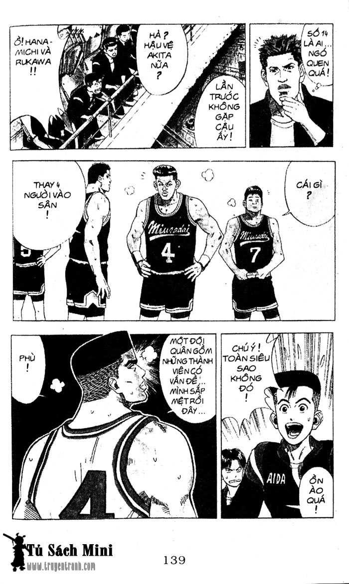 Slam Dunk chap 74 trang 19