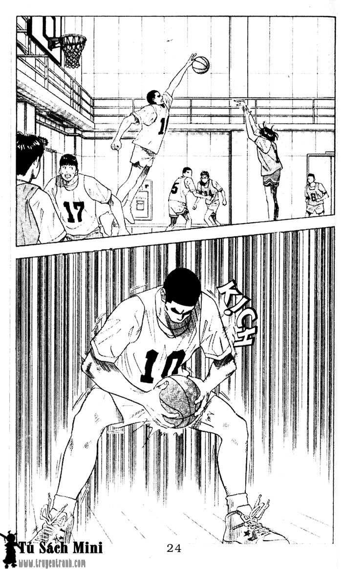 Slam Dunk chap 69 trang 3