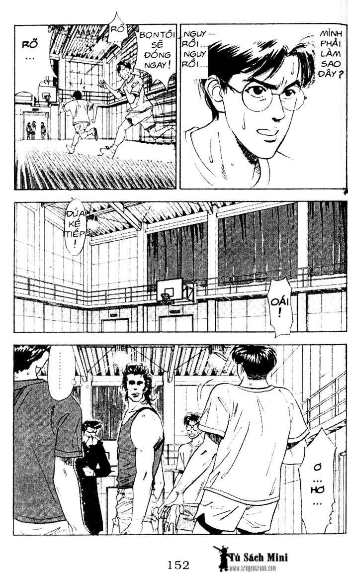 Slam Dunk chap 60 trang 4