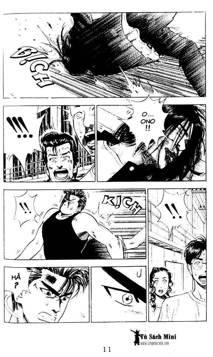 Slam Dunk chap 61 trang 6