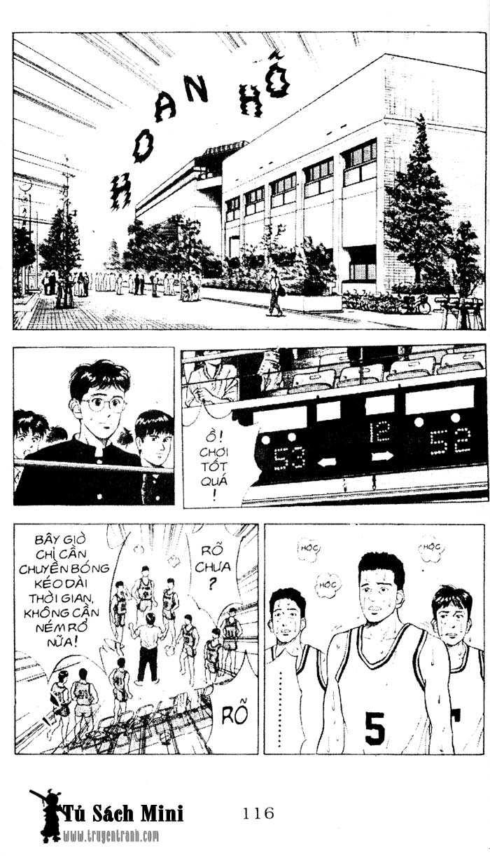 Slam Dunk chap 66 trang 5