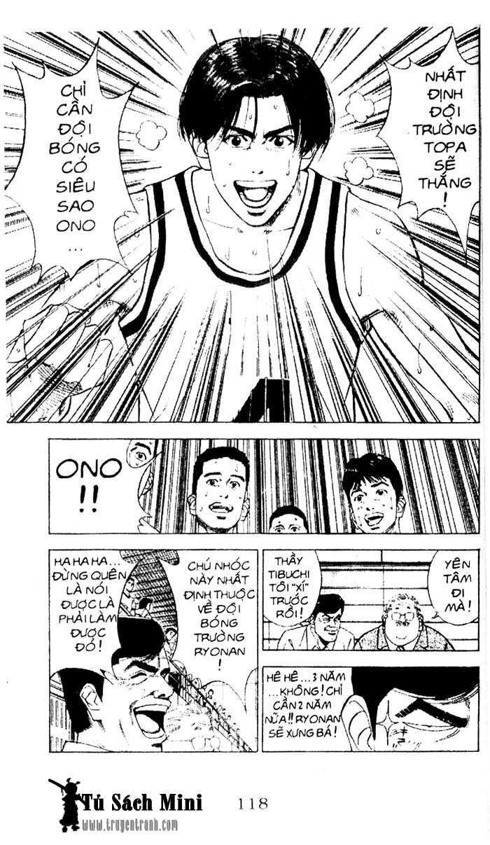 Slam Dunk chap 66 trang 7