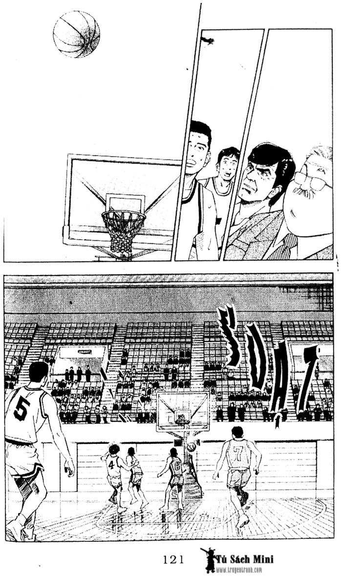 Slam Dunk chap 66 trang 10