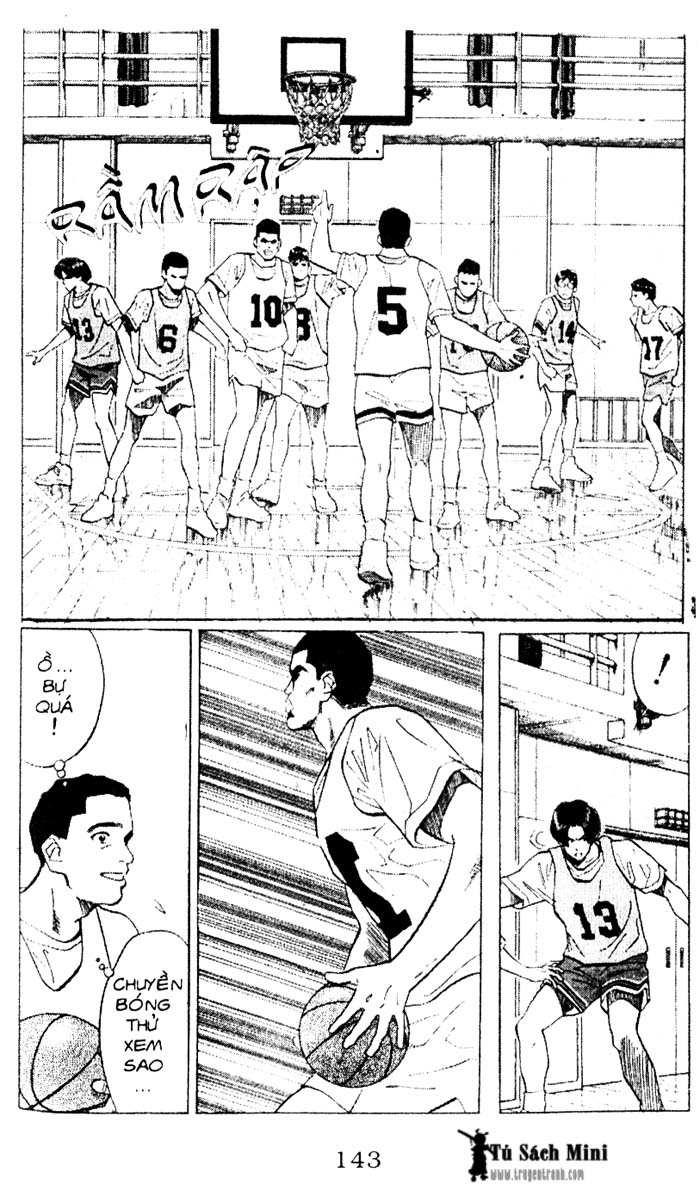Slam Dunk chap 67 trang 12