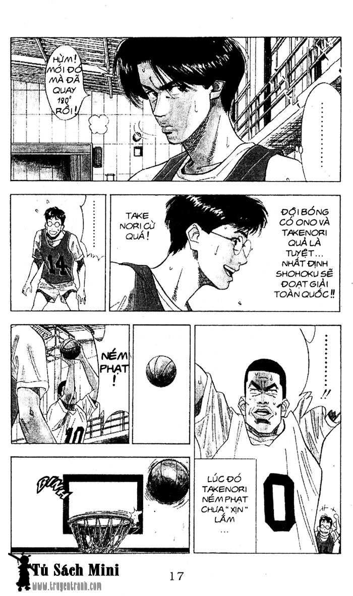 Slam Dunk chap 68 trang 13