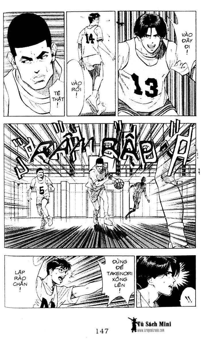 Slam Dunk chap 67 trang 16