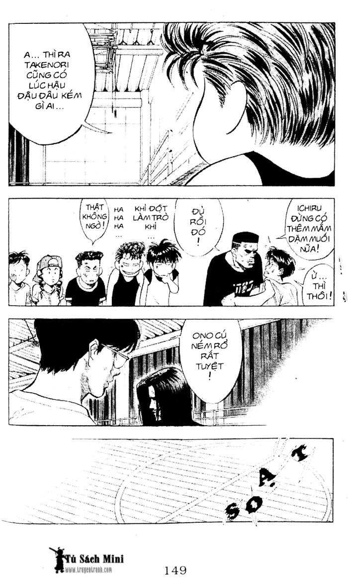 Slam Dunk chap 67 trang 18