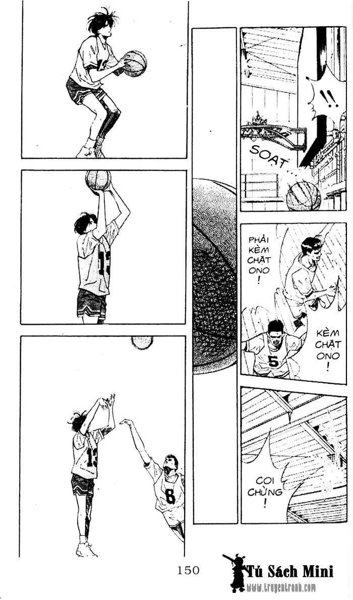 Slam Dunk chap 67 trang 19