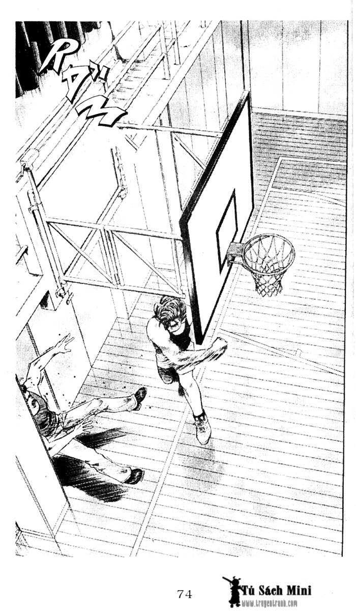 Slam Dunk chap 64 trang 3