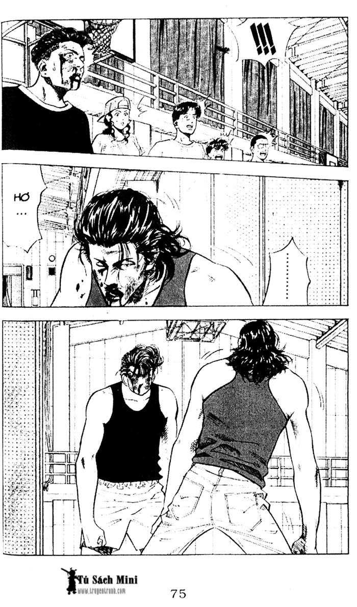 Slam Dunk chap 64 trang 4