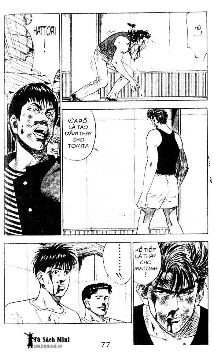 Slam Dunk chap 64 trang 6