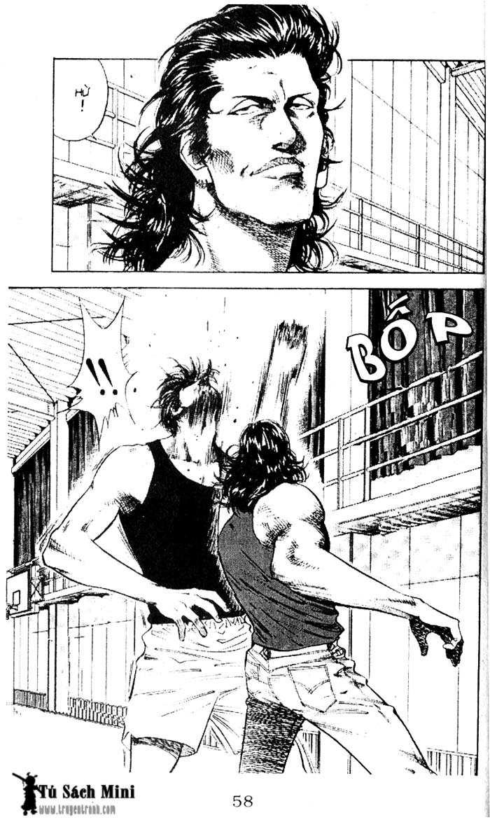 Slam Dunk chap 63 trang 7