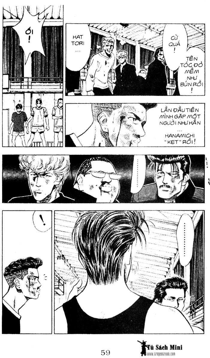 Slam Dunk chap 63 trang 8